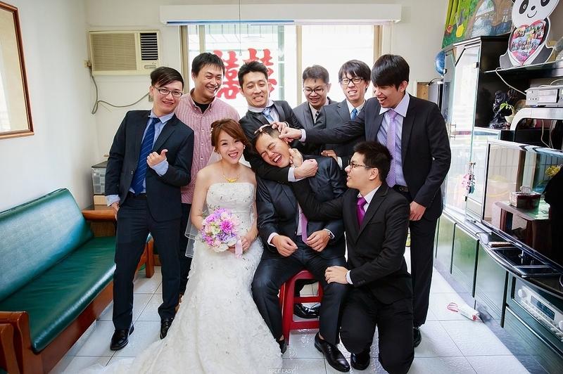 幸福闖關 (高雄婚禮記錄)(編號:156207) - 自由自在 - 結婚吧一站式婚禮服務平台