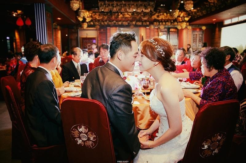 幸福闖關 (高雄婚禮記錄)(編號:156215) - 自由自在 - 結婚吧一站式婚禮服務平台