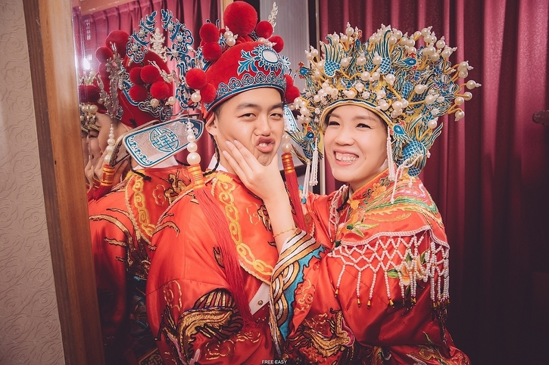 幸福闖關 (高雄婚禮記錄)(編號:156239) - 自由自在 - 結婚吧