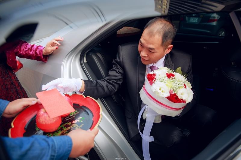 幸福成雙 (台南婚禮記錄)(編號:156243) - 自由自在 - 結婚吧一站式婚禮服務平台