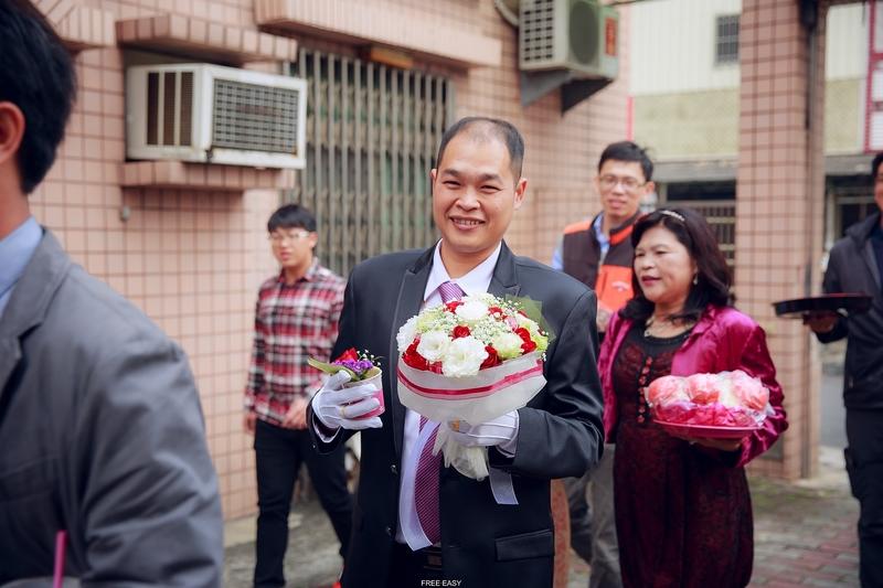 幸福成雙 (台南婚禮記錄)(編號:156247) - 自由自在 - 結婚吧一站式婚禮服務平台