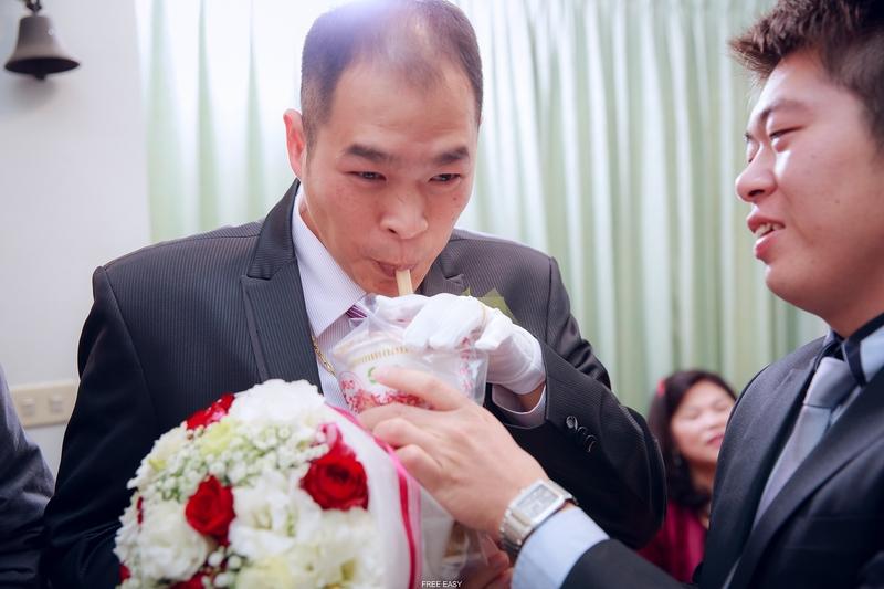 幸福成雙 (台南婚禮記錄)(編號:156281) - 自由自在 - 結婚吧