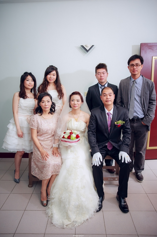 幸福成雙 (台南婚禮記錄)(編號:156284) - 自由自在 - 結婚吧