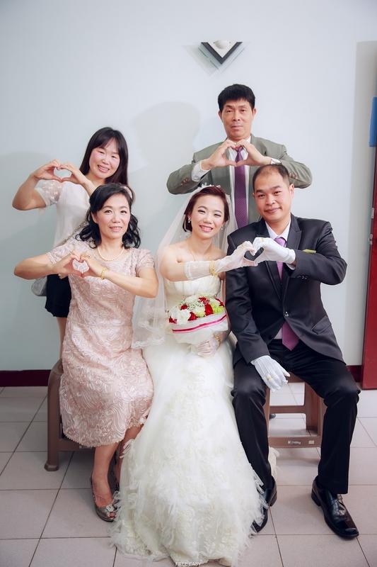 幸福成雙 (台南婚禮記錄)(編號:156288) - 自由自在 - 結婚吧