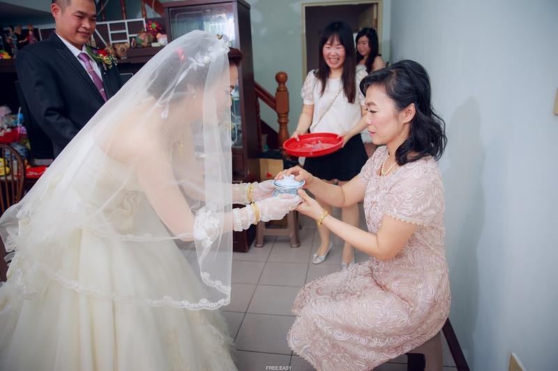 幸福成雙 (台南婚禮記錄)(編號:156300) - 自由自在 - 結婚吧