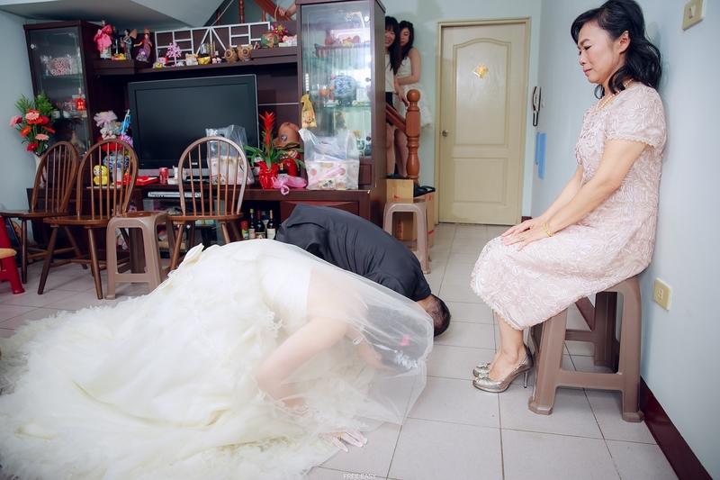 幸福成雙 (台南婚禮記錄)(編號:156304) - 自由自在 - 結婚吧