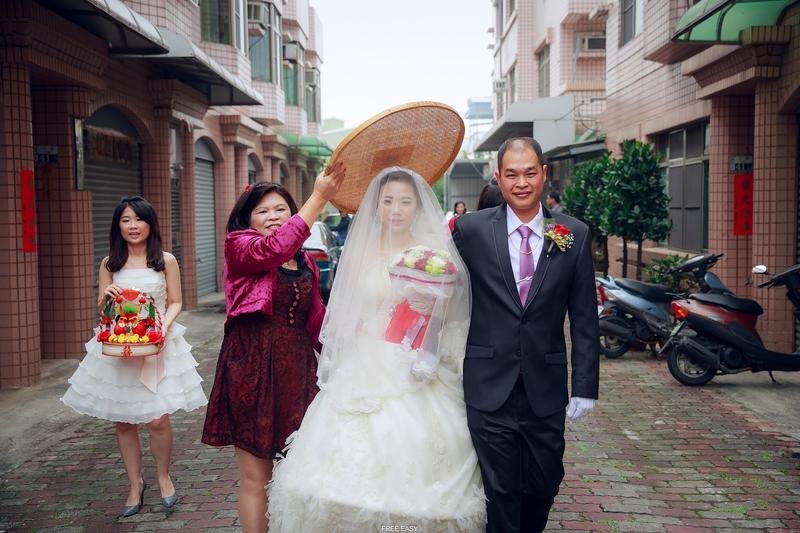 幸福成雙 (台南婚禮記錄)(編號:156328) - 自由自在 - 結婚吧
