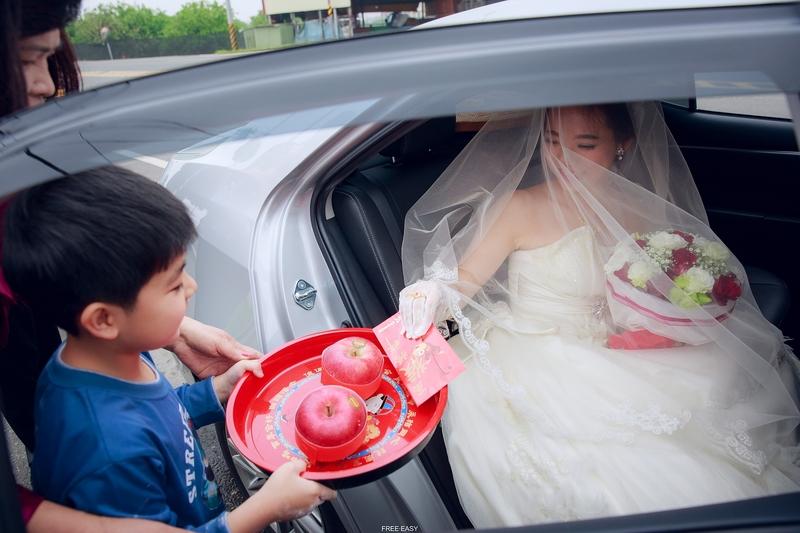 幸福成雙 (台南婚禮記錄)(編號:156335) - 自由自在 - 結婚吧