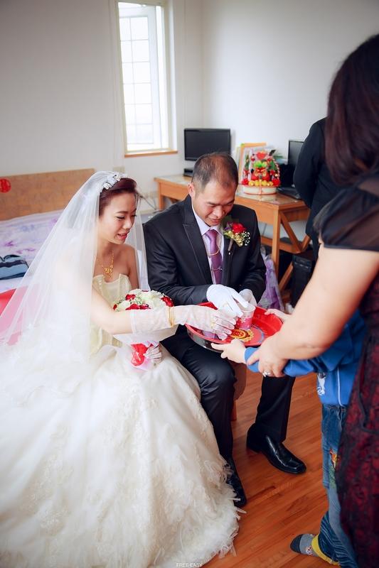幸福成雙 (台南婚禮記錄)(編號:156362) - 自由自在 - 結婚吧
