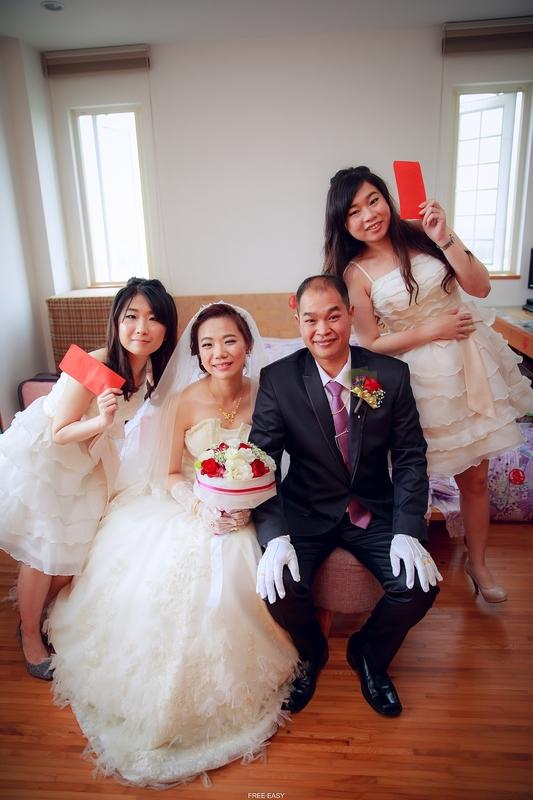 幸福成雙 (台南婚禮記錄)(編號:156366) - 自由自在 - 結婚吧