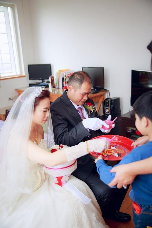 幸福成雙 (台南婚禮記錄)(編號:156370) - 自由自在 - 結婚吧