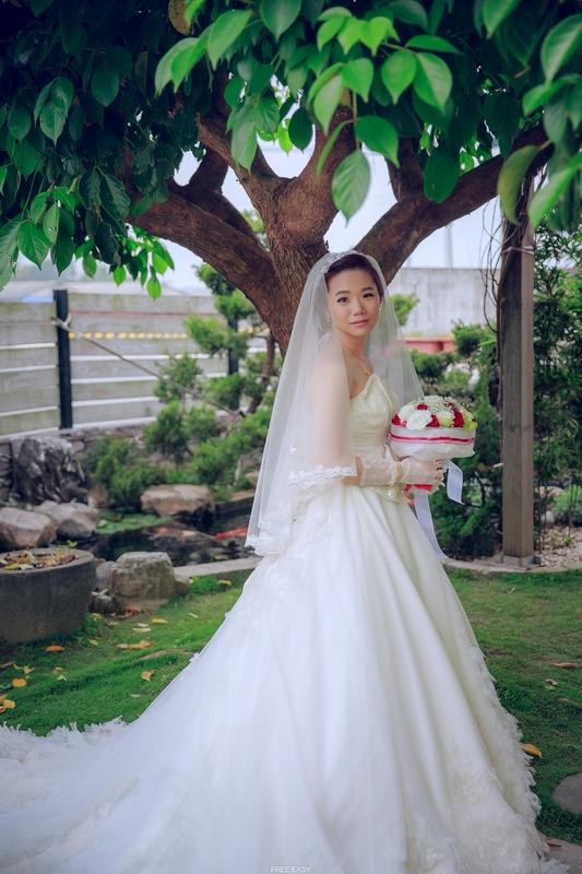 幸福成雙 (台南婚禮記錄)(編號:156382) - 自由自在 - 結婚吧