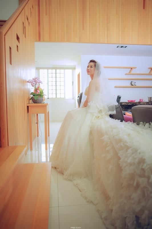 幸福成雙 (台南婚禮記錄)(編號:156386) - 自由自在 - 結婚吧一站式婚禮服務平台