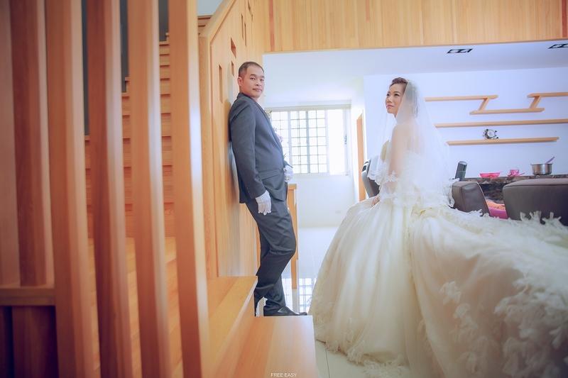 幸福成雙 (台南婚禮記錄)(編號:156390) - 自由自在 - 結婚吧
