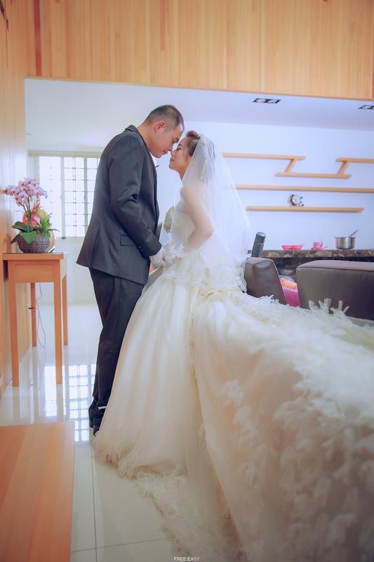 幸福成雙 (台南婚禮記錄)(編號:156393) - 自由自在 - 結婚吧一站式婚禮服務平台