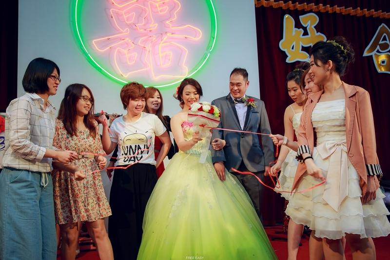 幸福成雙 (台南婚禮記錄)(編號:156425) - 自由自在 - 結婚吧