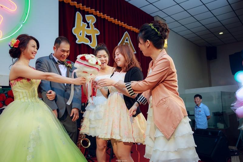 幸福成雙 (台南婚禮記錄)(編號:156430) - 自由自在 - 結婚吧