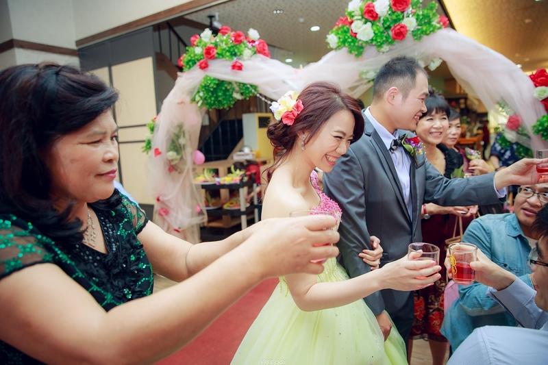 幸福成雙 (台南婚禮記錄)(編號:156439) - 自由自在 - 結婚吧