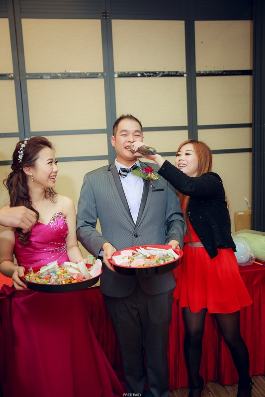 幸福成雙 (台南婚禮記錄)(編號:156444) - 自由自在 - 結婚吧一站式婚禮服務平台