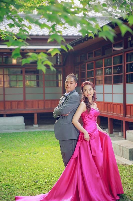 幸福成雙 (台南婚禮記錄)(編號:156453) - 自由自在 - 結婚吧一站式婚禮服務平台