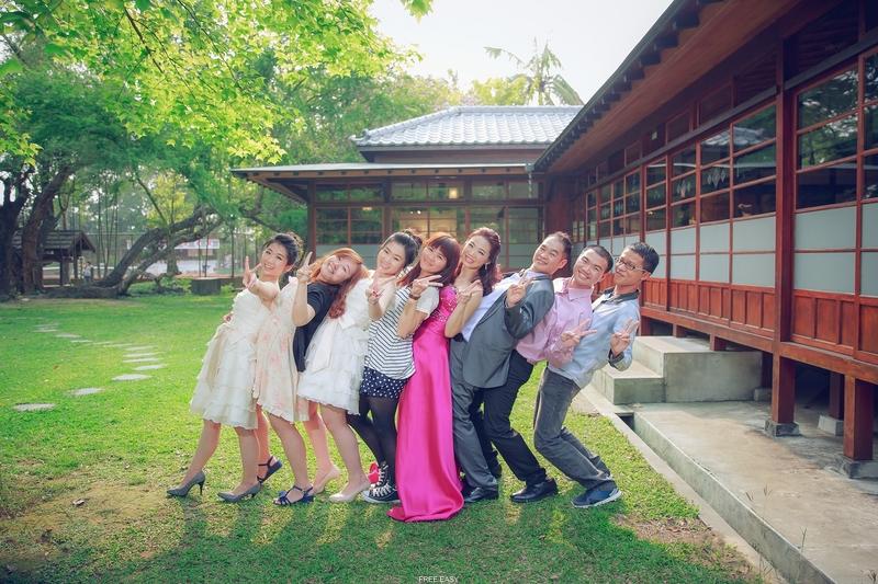 幸福成雙 (台南婚禮記錄)(編號:156457) - 自由自在 - 結婚吧