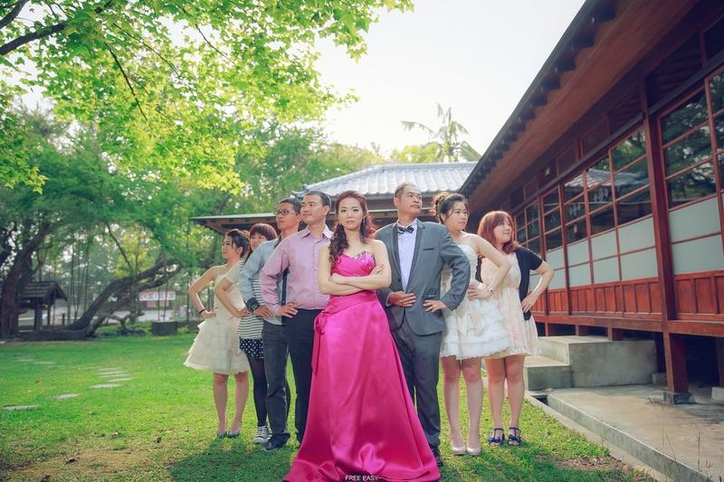 幸福成雙 (台南婚禮記錄)(編號:156462) - 自由自在 - 結婚吧