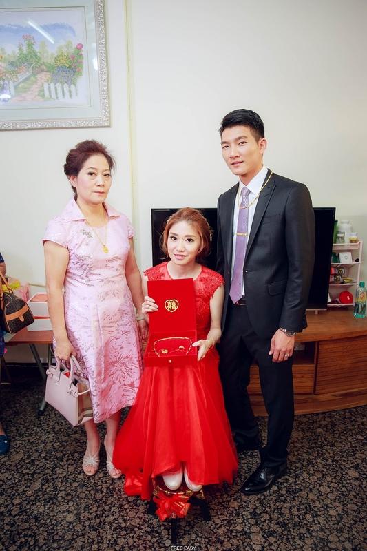玟君  幸福了 (台南婚禮記錄)(編號:156877) - 自由自在 - 結婚吧一站式婚禮服務平台