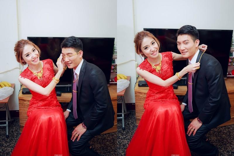 玟君  幸福了 (台南婚禮記錄)(編號:156903) - 自由自在 - 結婚吧