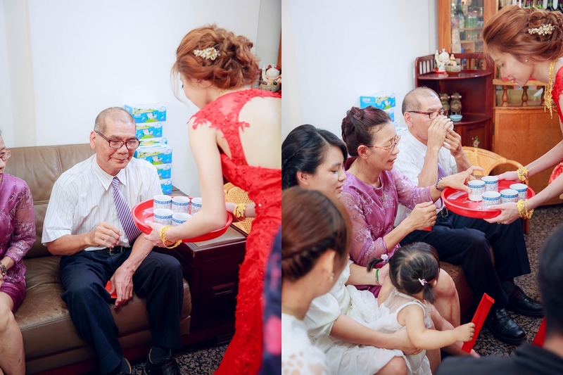玟君  幸福了 (台南婚禮記錄)(編號:156907) - 自由自在 - 結婚吧一站式婚禮服務平台