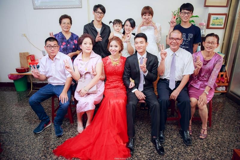 玟君  幸福了 (台南婚禮記錄)(編號:156932) - 自由自在 - 結婚吧一站式婚禮服務平台