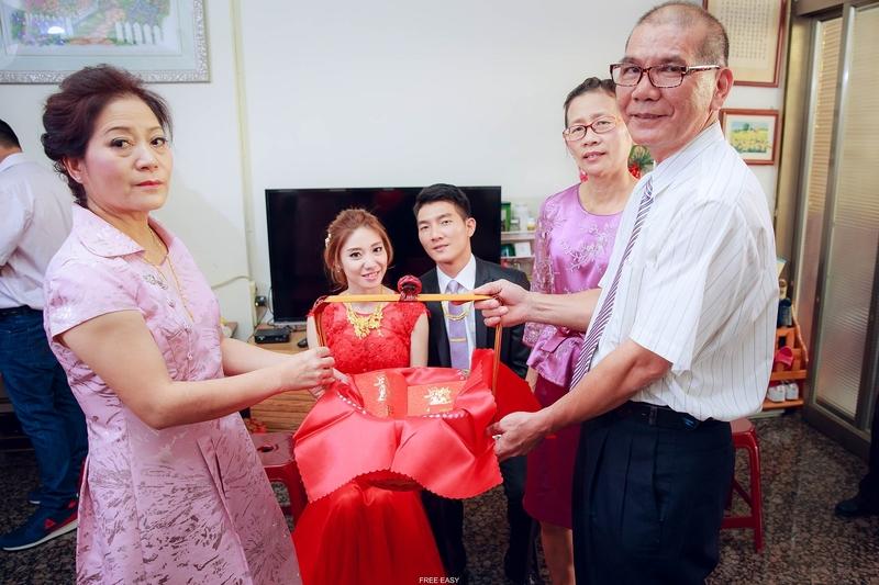 玟君  幸福了 (台南婚禮記錄)(編號:156935) - 自由自在 - 結婚吧一站式婚禮服務平台