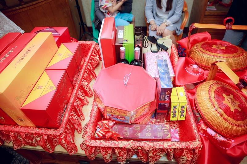 玟君  幸福了 (台南婚禮記錄)(編號:156938) - 自由自在 - 結婚吧