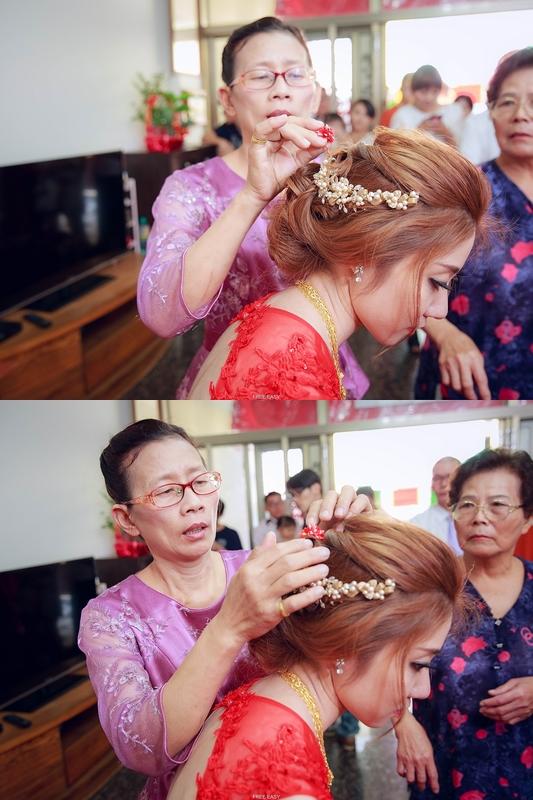 玟君  幸福了 (台南婚禮記錄)(編號:156943) - 自由自在 - 結婚吧一站式婚禮服務平台