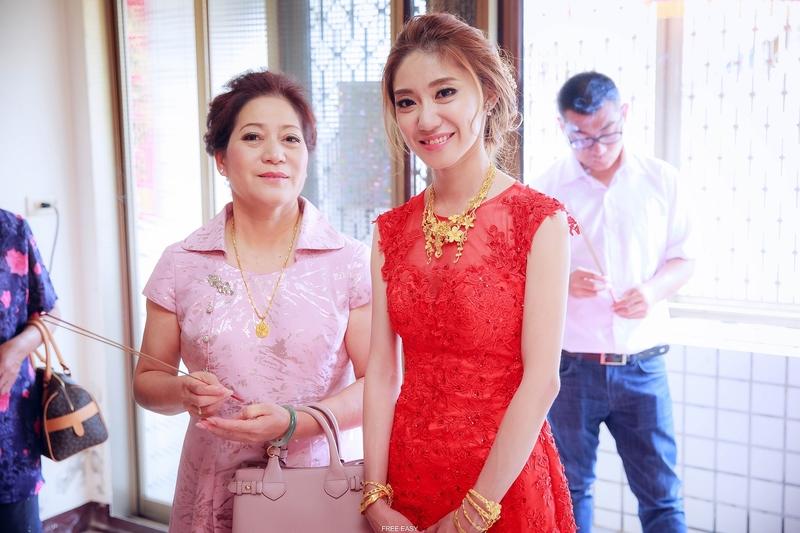 玟君  幸福了 (台南婚禮記錄)(編號:156948) - 自由自在 - 結婚吧