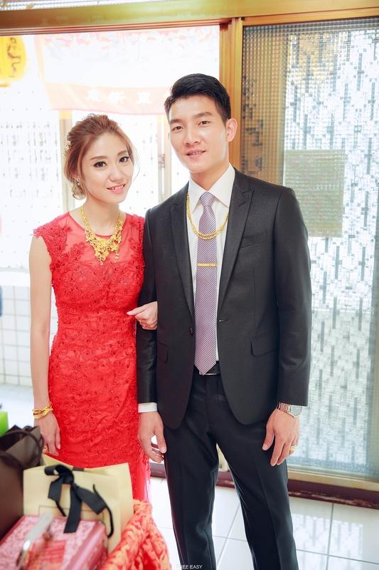 玟君  幸福了 (台南婚禮記錄)(編號:156957) - 自由自在 - 結婚吧