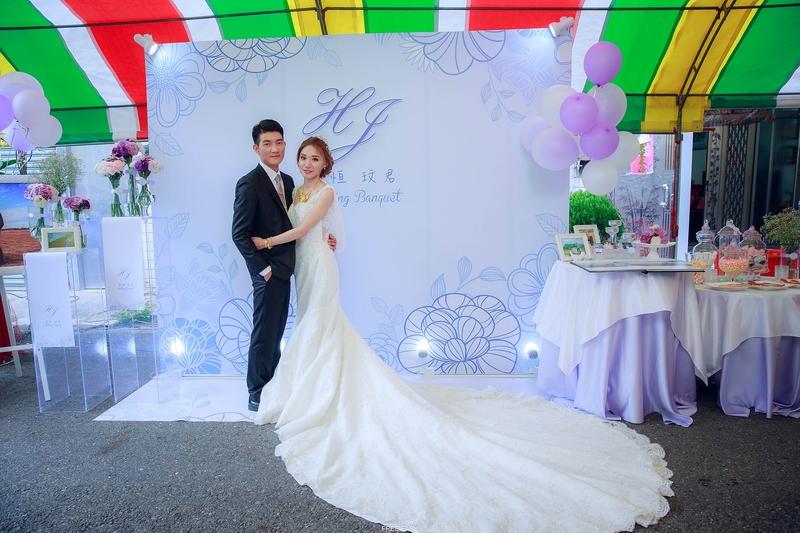 玟君  幸福了 (台南婚禮記錄)(編號:157000) - 自由自在 - 結婚吧