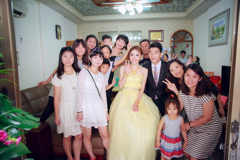 玟君  幸福了 (台南婚禮記錄)(編號:157004) - 自由自在 - 結婚吧