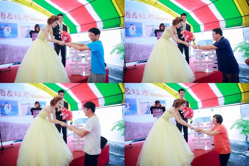 玟君  幸福了 (台南婚禮記錄)(編號:157025) - 自由自在 - 結婚吧一站式婚禮服務平台