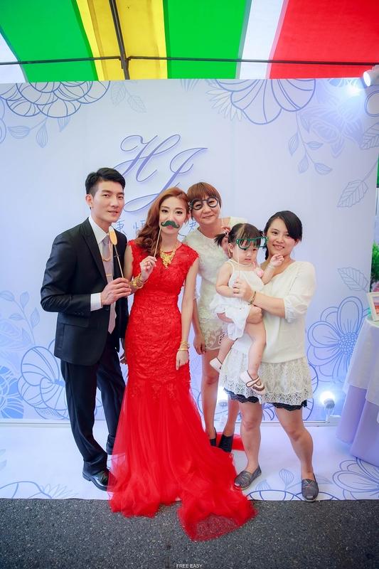 玟君  幸福了 (台南婚禮記錄)(編號:157045) - 自由自在 - 結婚吧