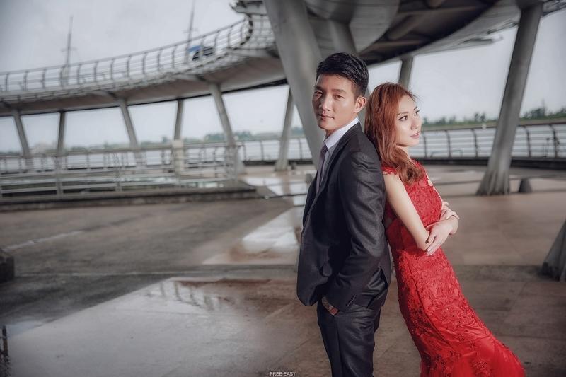 玟君  幸福了 (台南婚禮記錄)(編號:157080) - 自由自在 - 結婚吧