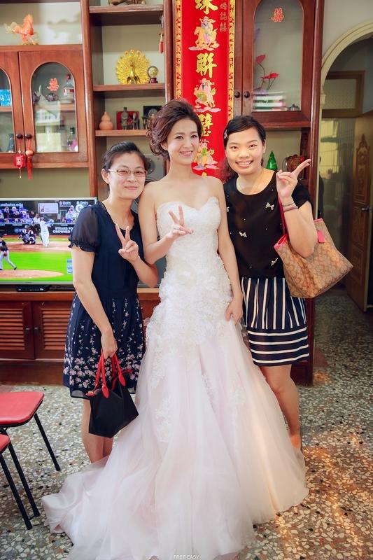 家寧  幸福了  (台南婚禮記錄)(編號:157145) - 自由自在 - 結婚吧一站式婚禮服務平台