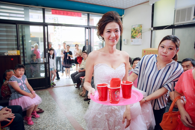 家寧  幸福了  (台南婚禮記錄)(編號:157291) - 自由自在 - 結婚吧一站式婚禮服務平台