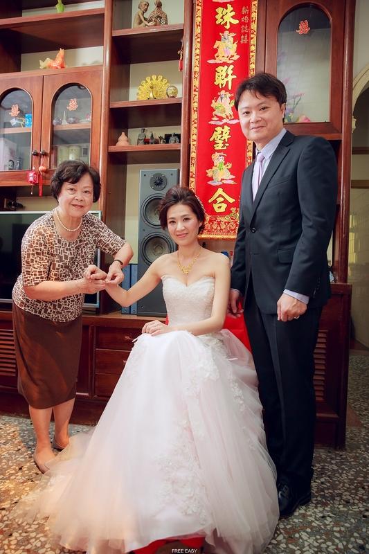 家寧  幸福了  (台南婚禮記錄)(編號:157298) - 自由自在 - 結婚吧