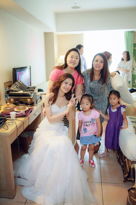 家寧  幸福了  (台南婚禮記錄)(編號:157351) - 自由自在 - 結婚吧一站式婚禮服務平台