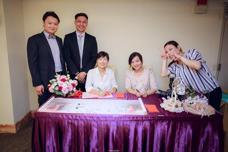 家寧  幸福了  (台南婚禮記錄)(編號:157362) - 自由自在 - 結婚吧一站式婚禮服務平台