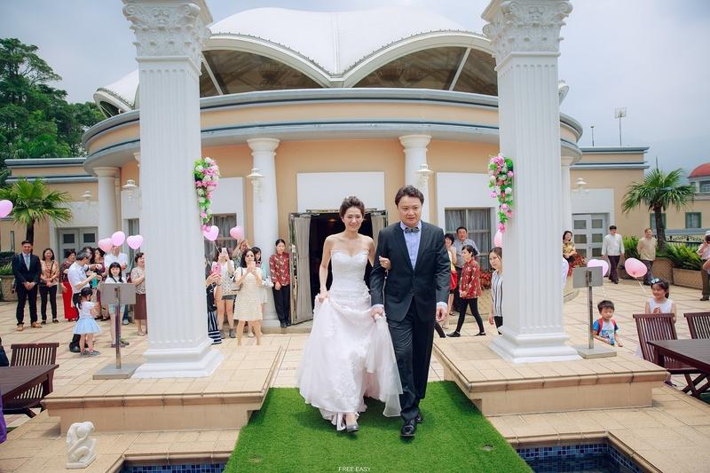 家寧  幸福了  (台南婚禮記錄)(編號:157374) - 自由自在 - 結婚吧