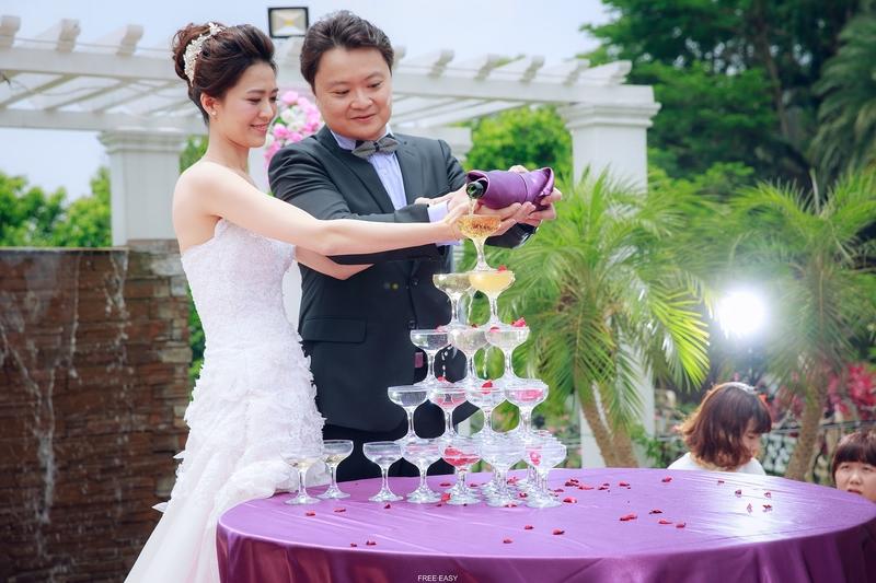 家寧  幸福了  (台南婚禮記錄)(編號:157378) - 自由自在 - 結婚吧一站式婚禮服務平台