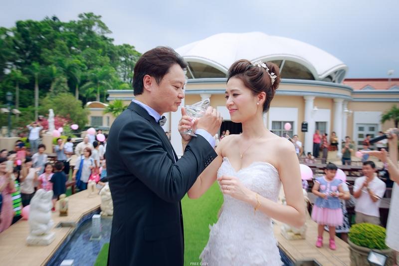 家寧  幸福了  (台南婚禮記錄)(編號:157388) - 自由自在 - 結婚吧一站式婚禮服務平台