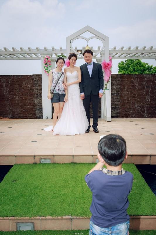 家寧  幸福了  (台南婚禮記錄)(編號:157412) - 自由自在 - 結婚吧一站式婚禮服務平台