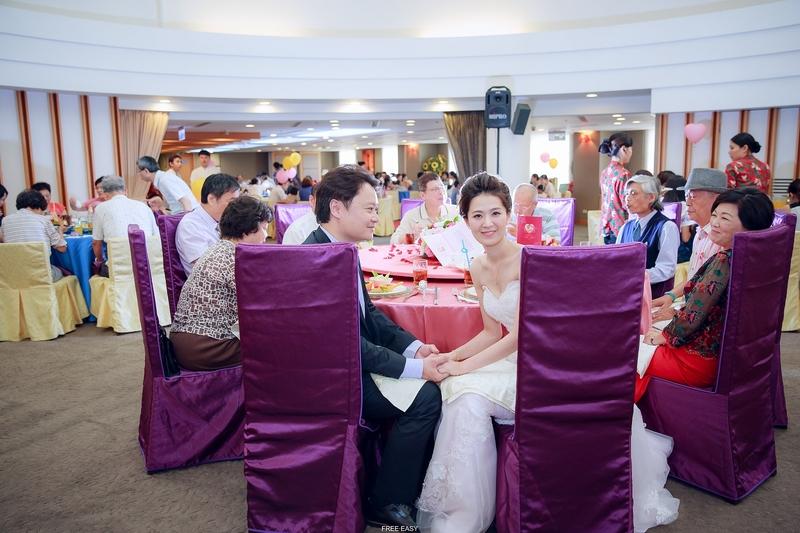 家寧  幸福了  (台南婚禮記錄)(編號:157445) - 自由自在 - 結婚吧